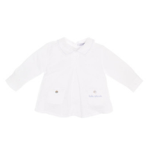 Blanco Baby Blouse | Classical Child