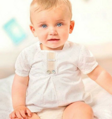Foque Ivory & Beige Cotton Outfit