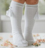 Knee High Tassel Socks for Babies