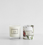 George & Edi Oak Moss Candle Large