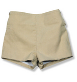 Linen Boys Shorts | Foque