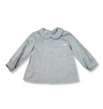 Grey Babies Blouse