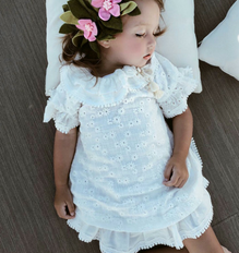 Frilled Meringue Dress