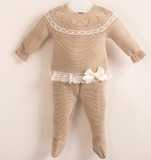Bebe Spanish Knitwear Set