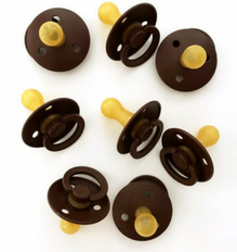 Chocolate Danish Pacifier