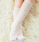 Long Lace Socks
