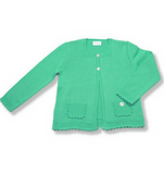 Cardigan with Trim Assorted Colours