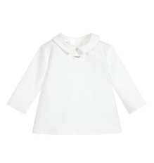 White Baby Blouse