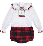2 Piece Baby Shorts Set