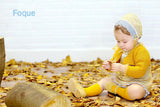 Ribbed Socks Yellow - Classical Child  - 2