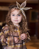 Gold Orchid Headband | Classical Child