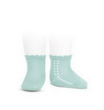 Short Lace Socks Mint
