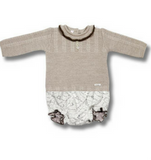 Knitted Baby Set - Classical Child  - 1