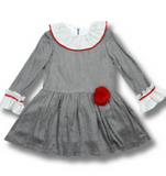 Foque Older Girls Dress - Classical Child  - 1