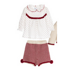 Shorts & Top Set - Classical Child  - 1