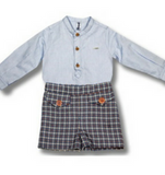 Boys Shorts & Shirt Set - Classical Child  - 1