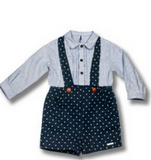 Navy Boys Set - Classical Child  - 1
