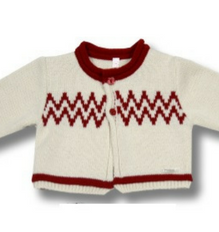 Baby Knitted Cardigan - Classical Child  - 1