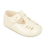 Cut Out Detailed Shoe - Classical Child  - 1