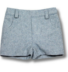 Foque Blue Shorts
