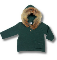 Foque Sweater with Hood