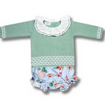 Foque Girls Sweater Set