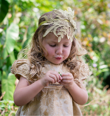 Arabian Princess Headband - Classical Child  - 1