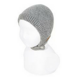 Tweed Textured Bonnet - Classical Child  - 1