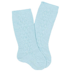 High Socks with Detail - Classical Child  - 1