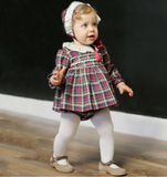 Tartan Bonnet - Classical Child  - 1