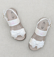 Micha Sandal in Gardenia