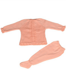Spanish Knitwear Baby Set - Classical Child  - 1