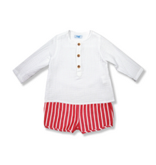 Red & White Set - Classical Child  - 1