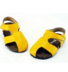 Yellow Buddy Sandal - Classical Child  - 1