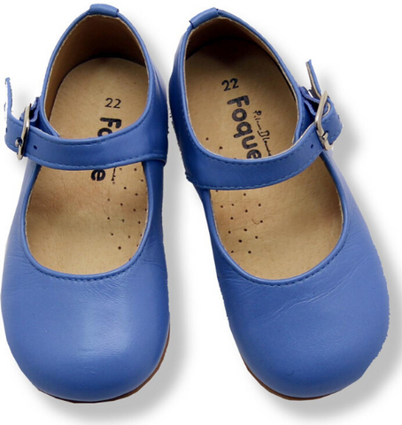 Mary Jane Leather Shoes | Foque