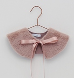 Rose Fur Cape | Foque