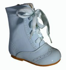 Lace-up Boots - Classical Child  - 1