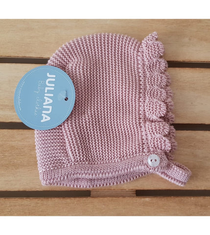 Simple Baby Bonnet