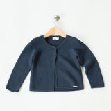 Moss Stitch Cardigan - Classical Child  - 5