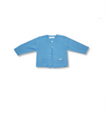 Foque Cotton Cardigan - Classical Child  - 1