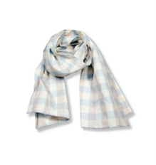 Check Neck Scarf - Classical Child  - 1