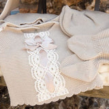 3 Piece Spanish Knitwear Set