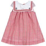Nautical Gingham Dress | Foque