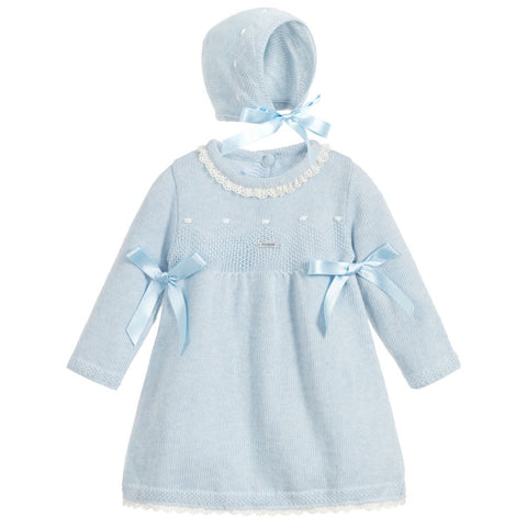 Cashmere Silk Blend Dress Set | Classical Child