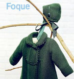Foque Coat Set - Classical Child  - 1