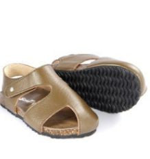 Buddy Sandal - Khaki - Classical Child  - 1