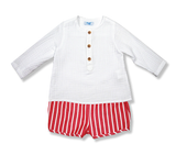 Red & White Set - Classical Child  - 3