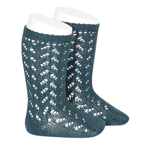 Warm Crochet Socks Oil