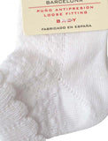 Detail Folded Cuff Sock - Classical Child  - 4