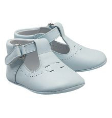 Cutout T-Strap Shoe - Classical Child  - 1